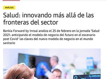 Salud: innovando más allá de las fronteras del sector